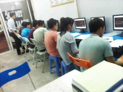 Đào tạo Tin học văn phòng, Autocad 2D, 3D uy tín tại Hà Nội