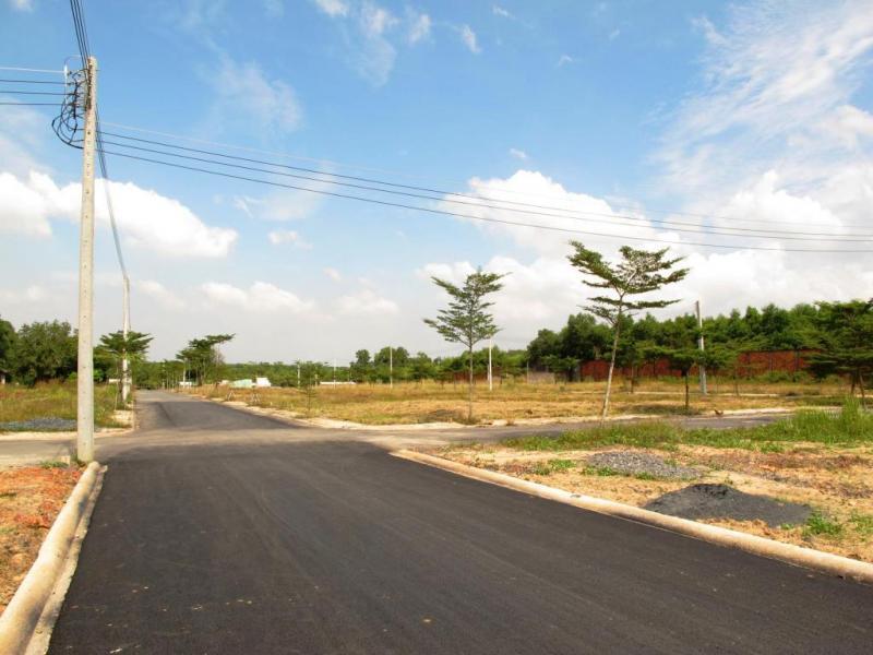 Lợi thế tuyệt vời của đất nền xã Bình Sơn, Long Thành