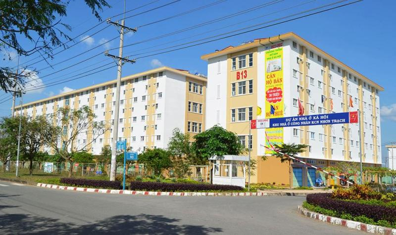 Đối tượng phù hợp mua nhà ở xã hội Nhơn Trạch Đồng Nai
