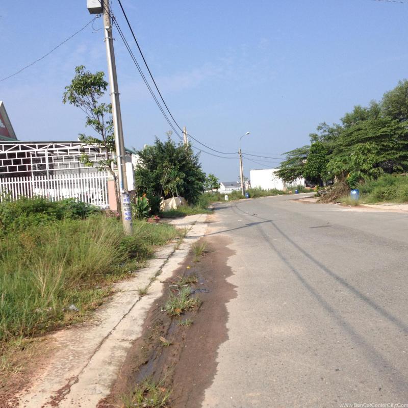 Bán đất Mỹ Phước 2 Bến Cát Bình Dương giá rẻ hấp dẫn