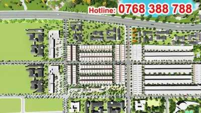 Bán đất khu dân cư Kim Dinh chỉ 7 triệu/m2 - Mặt tiền QL56