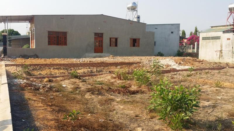 Bán đất thổ cư xây trọ, vị trí đắc địa, đông dân cư