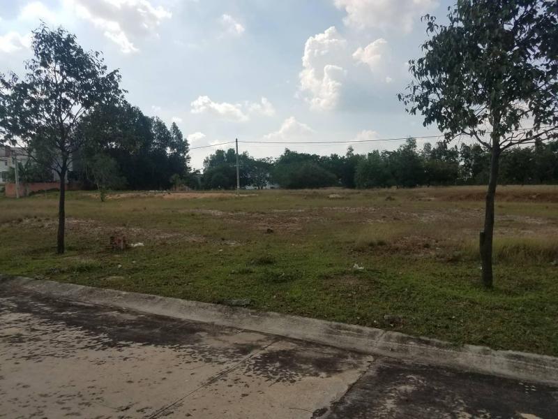 600M2 đất thổ cư Bến Cát, mặt tiền đường 25m giá rẻ.