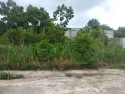 Thua lỗ KD bán gấp lô đất 110m2(5x22m) gần chợ, KCN