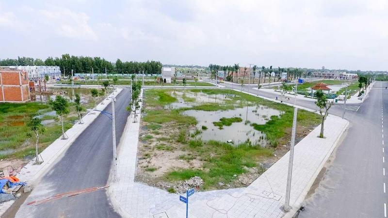 Mở bán giai đoạn 1 300 nền đất dự án Phú Khang Bến Cát Bình Dương