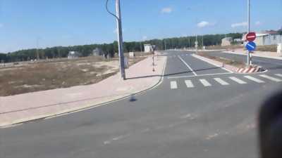 Đất nền sân bay quốc tế long thành,sổ hồng riêng,thổ cư 100%,xây dựng tự do,450tr nền 100m2