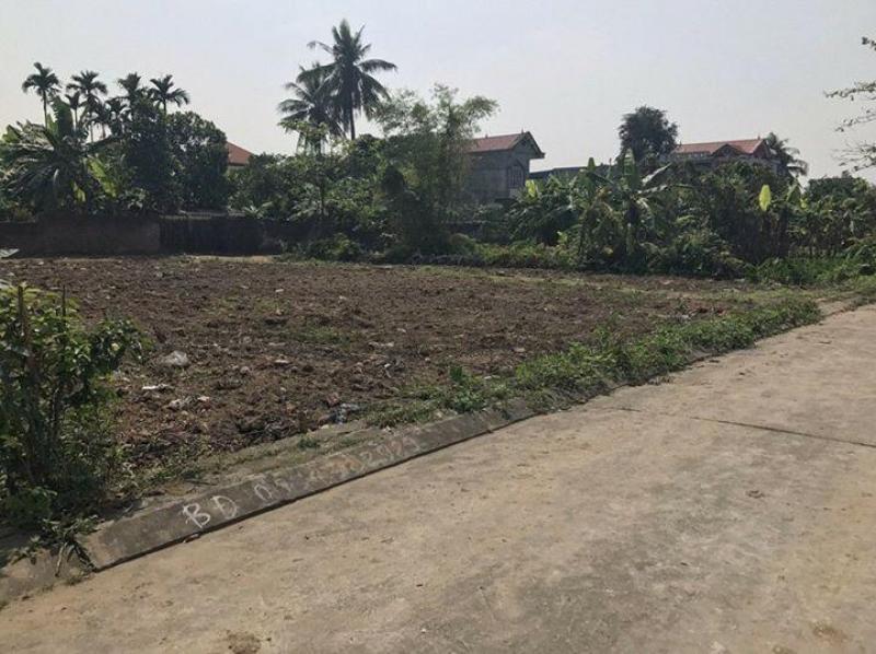 Mở bán lô đất nền khu dân cư Thịnh