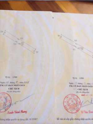 Bán đất 5*42m giá 600tr khánh Bình Tân Uyên- Bình Dương