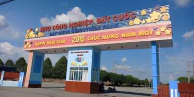 Đất nền mặt tiền chợ và KCN Tân Uyên, mặt bằng kinh doanh ngay