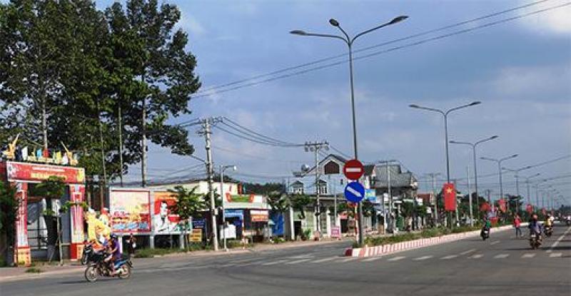 Mở bán dự án siêu hot ngay KCN Đất Cuốc, Tx. Tân Uyên, Bình Dương