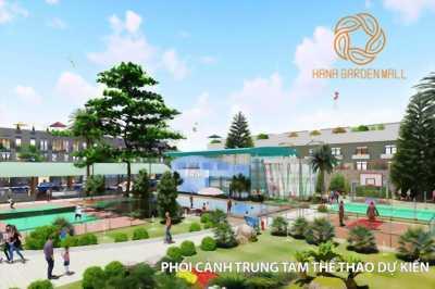 Hana Garden Mall khu đô thị hiện đại mang phong cách trời âu