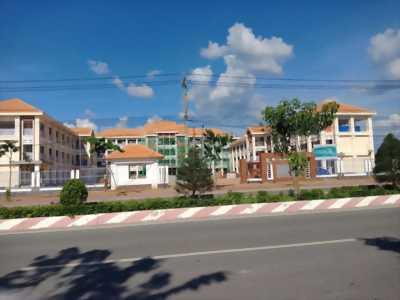 Cần tiền trả nợ cần bán gấp lô đất gần chợ Lai Uyên, DT 5*30m, giá chỉ 4xx. Liên hệ 0969022247