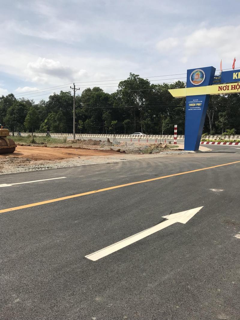 Đất nền ngay trung tâm hành chính huyện Bàu Bàng