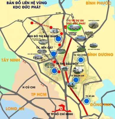 -Bán lô đất Bàu Bàng 77m, chỉ 8trieu/m2, ngay TTHC Bàu Bàng, LH ngay 0938 034 676