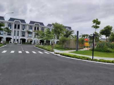 nhà phố, mắt tiền 30m nhựa, shr, lướt sống êm, bình dương.