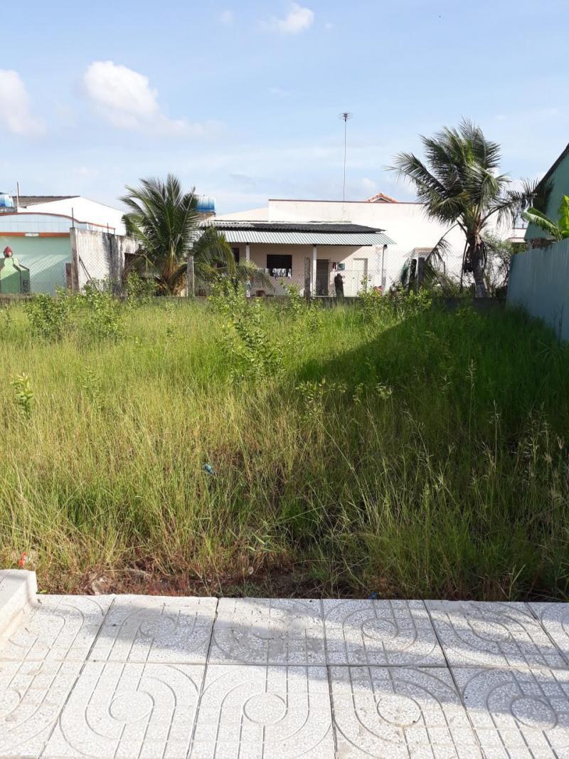 Thanh lý lô đất thổ cư chợ Gò Đen,XD tự do,100m2/500 triệu