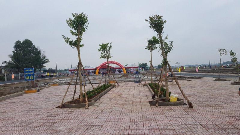 Đất KCN Thuận Đạo 5x18/620tr/sổ công chứng ngay