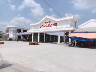 KẸT VỐN BÁN ĐẤT NỀN 100M2 MẶT TIỀN ĐT833 CẠNH CHỢ LONG CANG, SHR CHÍNH CHỦ 9TR/M2