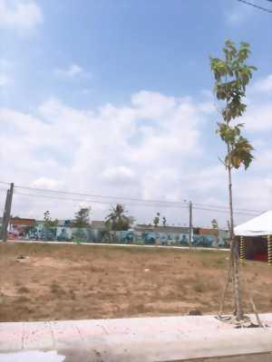 Bán đất xây phòng trọ DT 200m2, gần cổng 2 KCN Thuận Đạo, Bến Lức. LH 0905.187.022