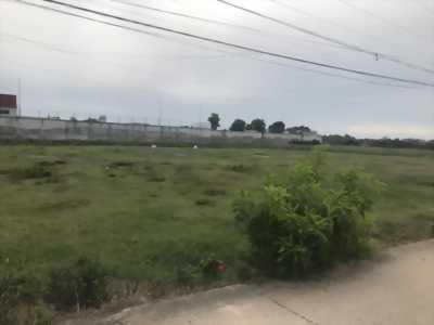 Bán đất thổ cư mặt tiền kinh doanh kho bãi nhà xưởng tại ấp 4, Tân Bửu, Bến Lức, Long An