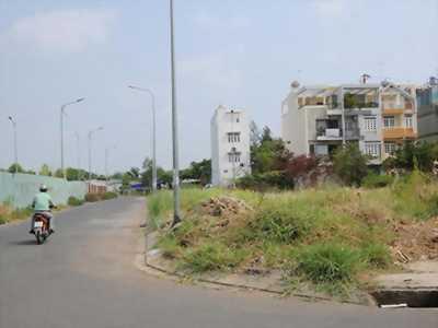 thanh lí 17 lô đất ,mt đường Thanh niên Bình Chánh
