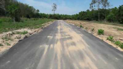 Đất phân lô huyện Bình Chánh, đường mặt tiền 16m