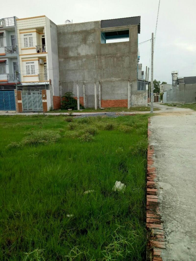 Đất thổ cư, hỗ trợ xây dựng, ngay chợ liên ấp 123