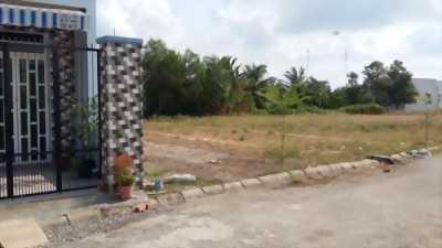 Đất khu dân cư,đối diện Cầu Tràm, 100m2/400tr