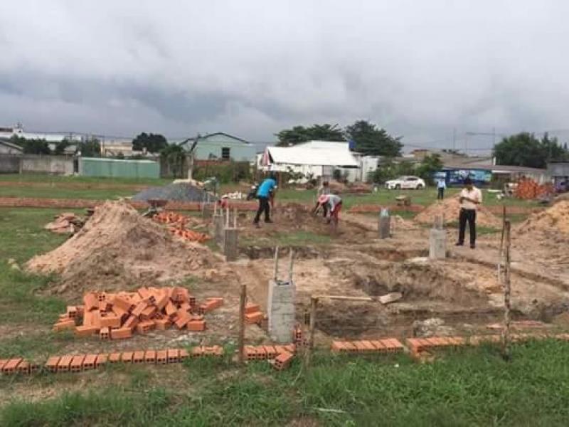 Thanh lý gấp lô Đất tại Thới Hòa, diện tích 64m2 Giá 460tr
