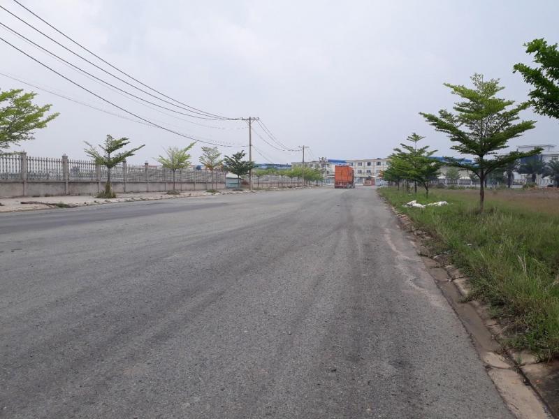 Ngân hàng phát mãi 20 lô đất đường Trần Văn Giàu