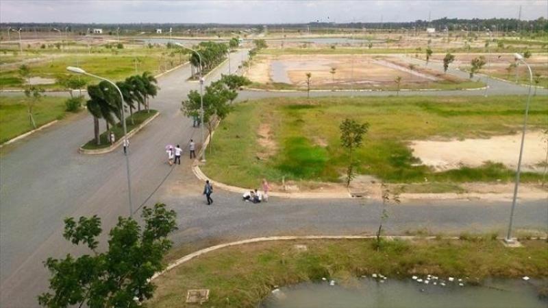 Mở bán 20 nền đất đẹp nhất dự án khu đô thị phú Mỹ Hưng 2.