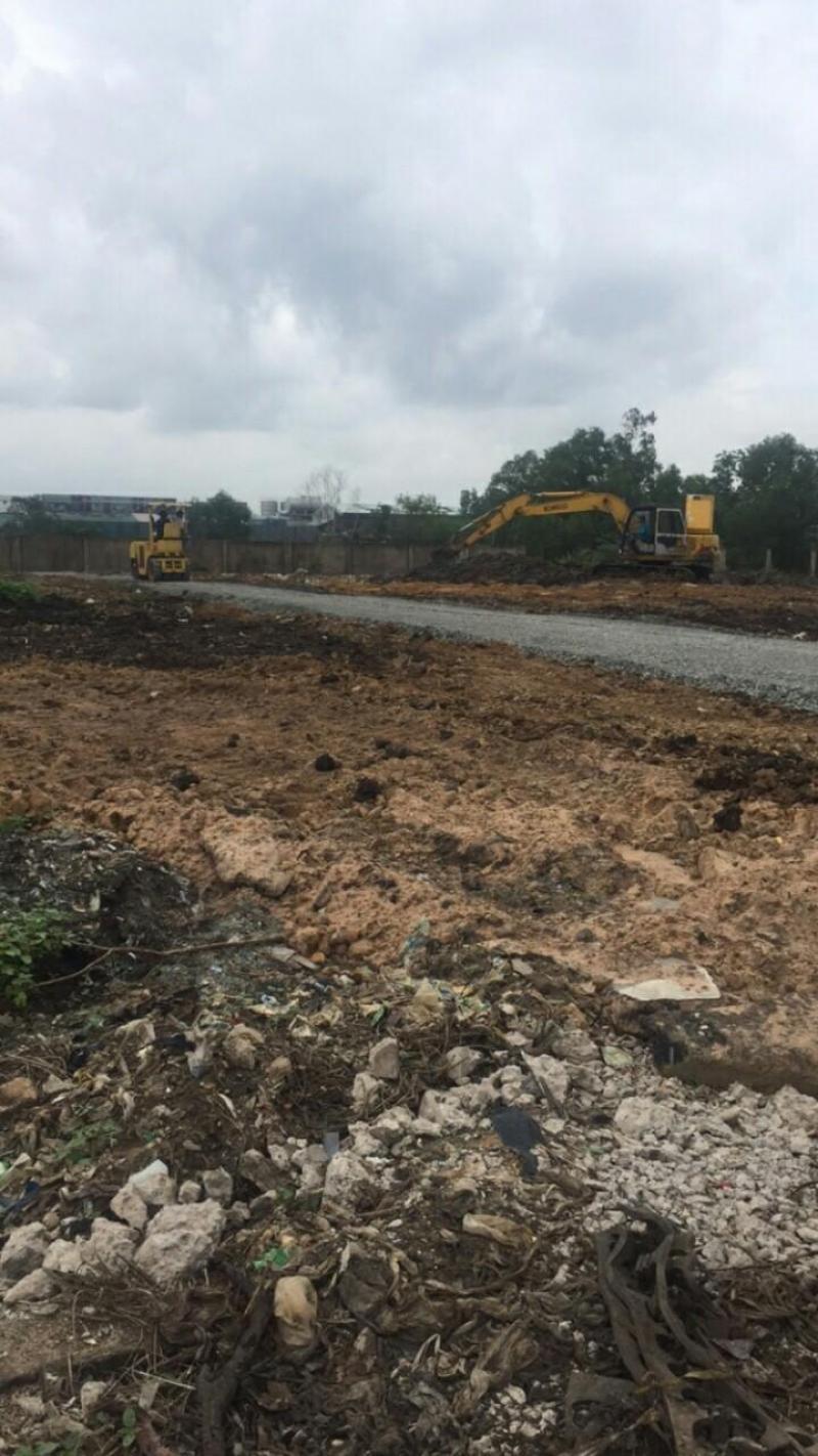 Bán đất Vĩnh Lộc b đối diện ủy ban xã cách chợ ấp 5 200m