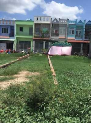 Đất thổ cư mặt tiền đường 8m,khu dân cư Bình Chánh