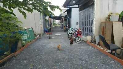Bán đất 4mx14m giá 1.1 tỷ đường Liên ấp 123 Vĩnh Lộc A huyện Bình Chánh