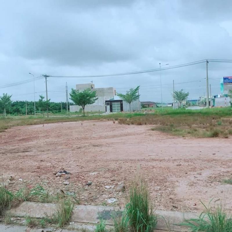 Đất thổ cư sổ hồng riêng,bình chánh giá chính chủ 14tr/m2