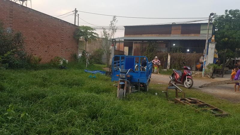 Bán đất Vĩnh Lộc A Bình Chánh 9x15 sổ hồng riêng ,thổ cư 100%