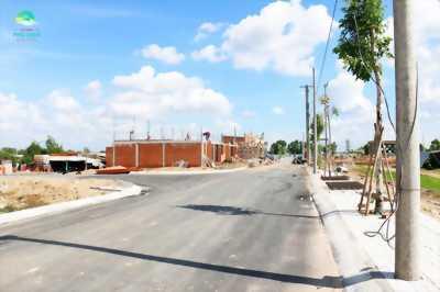Bán Đất Bệnh Viện Chợ Rẫy 2, Giá 900 triệu, 100m2, Xây Tự Do. Đường Tỉnh Lộ 10,Bình Chánh