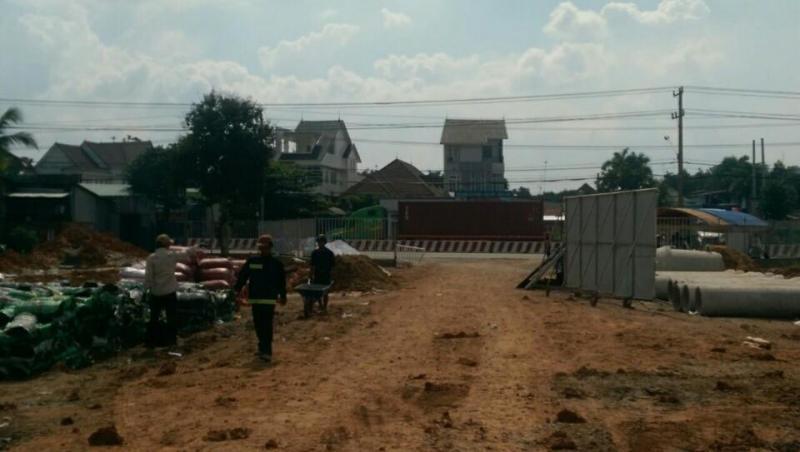 Đất KDC Bình Lời Center - Trần Văn Giàu - Giá 900 triệu - Bình Chánh.Tp.hcm