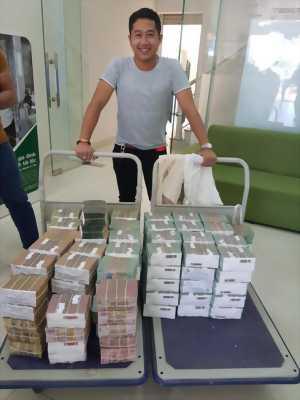 """Giá đất """"sốt"""" hầm hập, người Sài Gòn vác từng bao tiền đi mua đất Luxury Bình Chánh"""