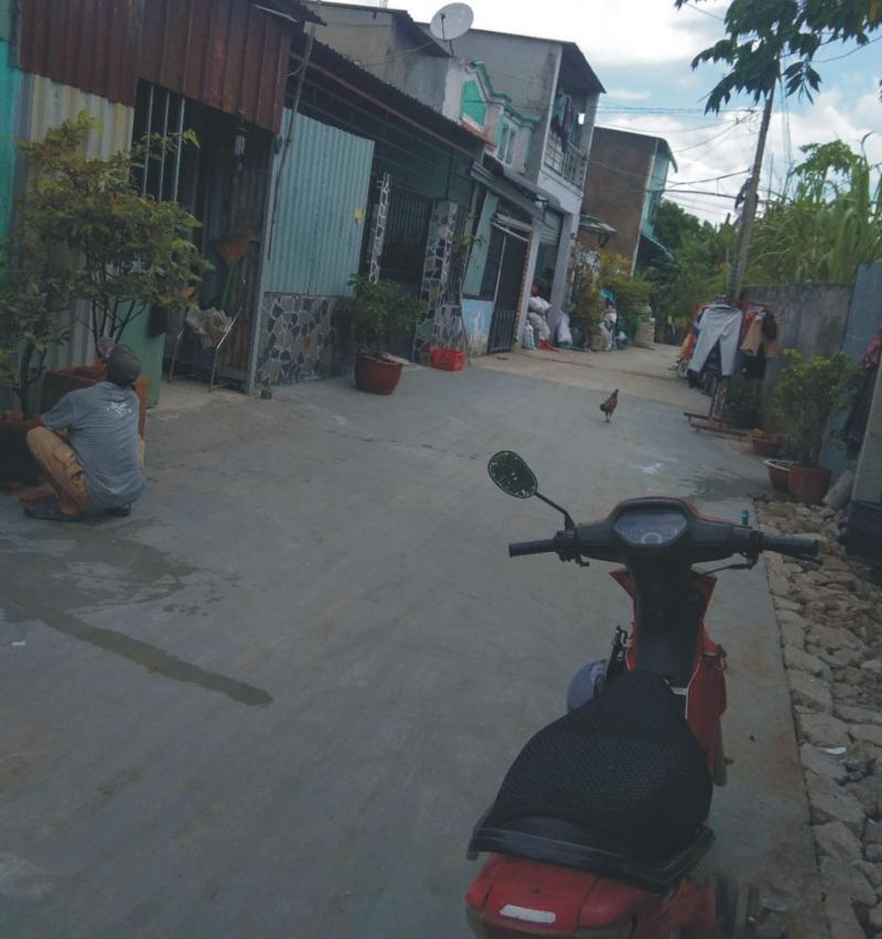 Bán gấp lô Đất tại đường Phạm Văn Sáng, Vĩnh Lộc A, BÌnh Chánh