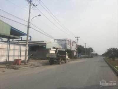 Bán gấp 2 lô đất thổ cư DT 380m2 xã Phạm Văn Hai, Bình Chánh, SHR
