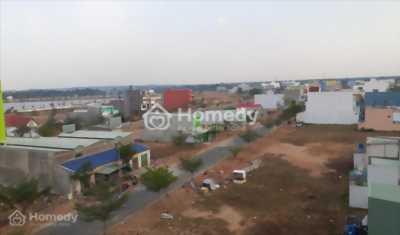 30/04 - 01/05 này ngân hàng VIB hỗ trợ thanh lý đợt 2 26 nền đất KDC Trần Văn Giàu, Bình Tân