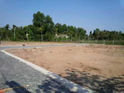 Bán đất khu công nghiệp Vĩnh Lộc 2, mặt tiền QL 1A Giá 525tr