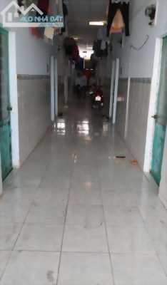 Sang lại dãy nhà trọ 18 phòng, Trần Văn Giàu, xã Bình Chánh, 10m x 25m, 250m2