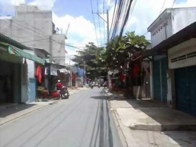 Gia đình cần thanh lý gấp lô Đất tại đường Phạm Văn Sáng, Vĩnh Lộc A, Binh Chánh