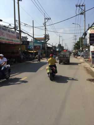 Bán 2 lô Đất liền kề ngay mặt tiền đường Quách điêu, Vĩnh Lộc A, Bình Chánh