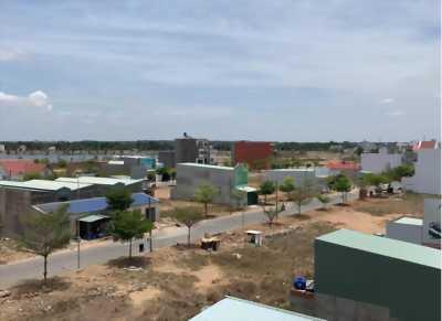 Thanh lý 30 nền đất khu vực Bình Chánh, giá chỉ từ 830 triệu/nền, có sổ hồng riêng, xây dựng ngay.