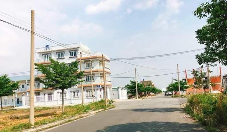 Bán đất thổ cư khu Tên Lửa 2, giá 850 triệu, thích hợp ở hoặc đầu tư