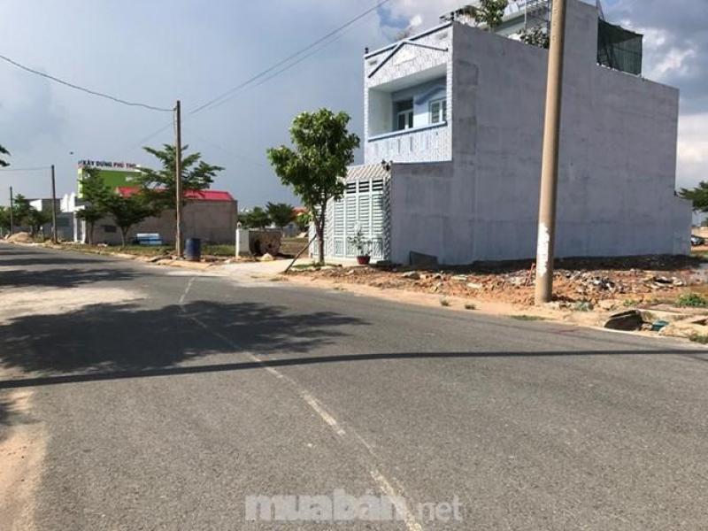 Cần tiền bán gấp 2 lô đất thổ cư liền kề DT 10X26M, đường nhựa 20m, SHR, MT Trần Văn Giàu