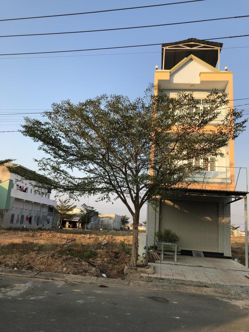 Đất sổ hồng riêng ngay mặt tiền Trần Văn Giàu Bình Chánh chỉ 915 tr/100m2, bao công chứng sang tên
